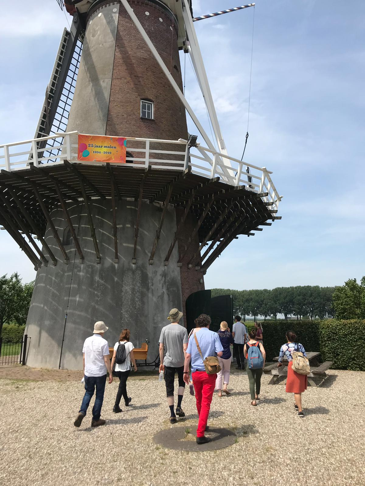 Visit to Utrechtse Heuvelrug regions