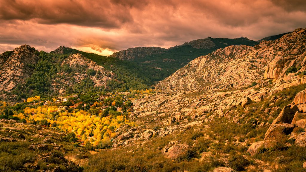 Sierra de Guadarrama: reflections on its future