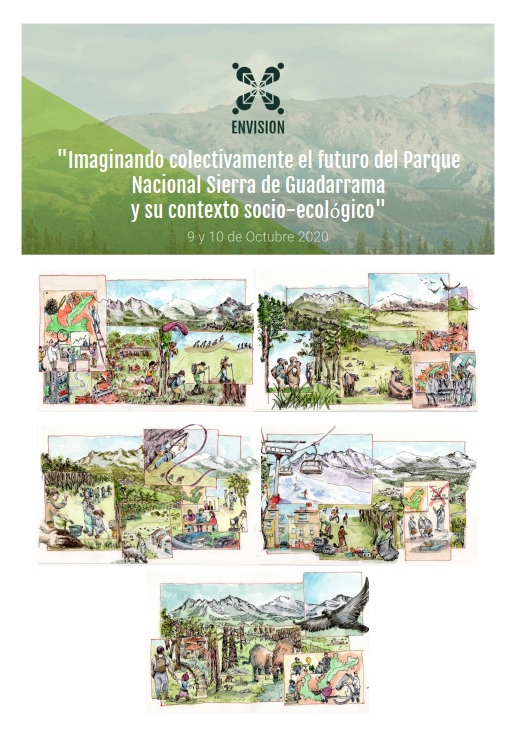 Report –  Collectively imagining the future of the Sierra de Guadarrama National Park